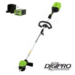 GREENWORKS 60 Volt Accu Trimmer GD60LTK2