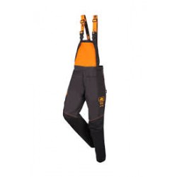 SIP Zaagoverall 1SG6-503 Mt.L Groen Oranje Full Protection 1SG6ACP05 L