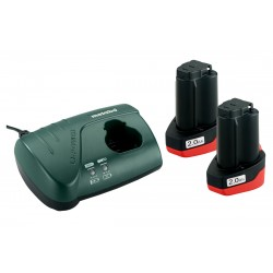 METABO Basis-set: accu-packs + lader 685066000