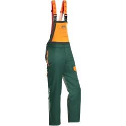SIP SIP Zaagoverall 1SG7-526 Groen/Oranje-XXXXL 1SG7-526-XXXXL