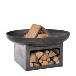 REDFIRE Fire Pit Juva Industrial 80 cm 81024