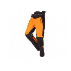 SIP Zaagbroek 1SBW-013 T Mt. XXXL Grijs Fluo Oranje W-Air Lang 1SBWA2PH5T3L