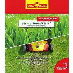 WOLF-GARTEN Verticuteermix v-mix 125 3851420