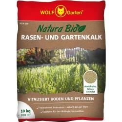 WOLF-GARTEN Natura bio gazon-/tuinkalk 10kg RG-K 200 3836555