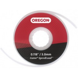 OREGON Maaidraad 3 mm/25 disc Gator Speed Load 24-518-25