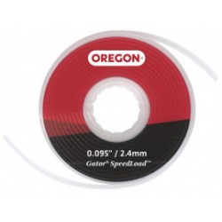 OREGON Maaidraad 2,4 mm/25 disc Gator Speed Load 24-595-25