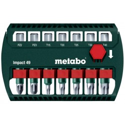 METABO Bit-Box Impact 49 628850000