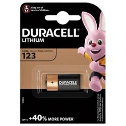 DURACELL Procell Lithium batt 3V HPL123 CR17335 CR17345 BDPCR123A