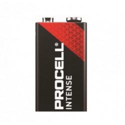 PROCELL Intense Alkaline batterij 9V e-block 6LR61 10 stuks BDPI6LR61