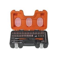 BAHCO Dopsleutelset 1/4 inch 46 delig S460