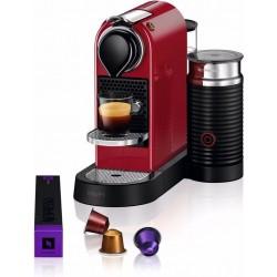 KRUPS Nespresso Citiz & Milk Red XN7615